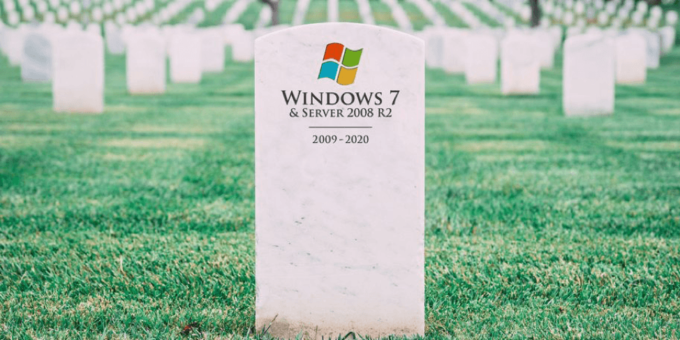 Are You Ready for Microsoft Products End-Of-Life?